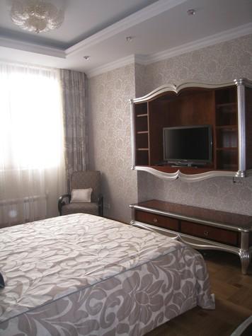 Квартира. спальня из проекта , фото №74428