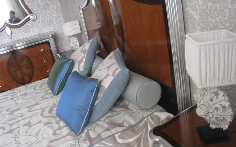 Квартира. спальня из проекта , фото №74429
