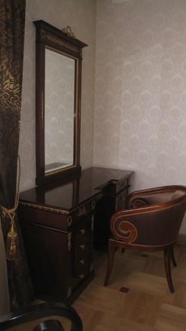 Квартира. спальня из проекта , фото №74433