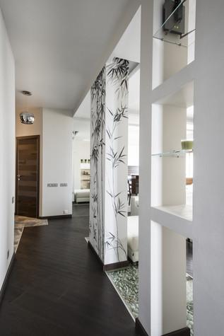 Квартира. холл из проекта Сокольники, фото №74856