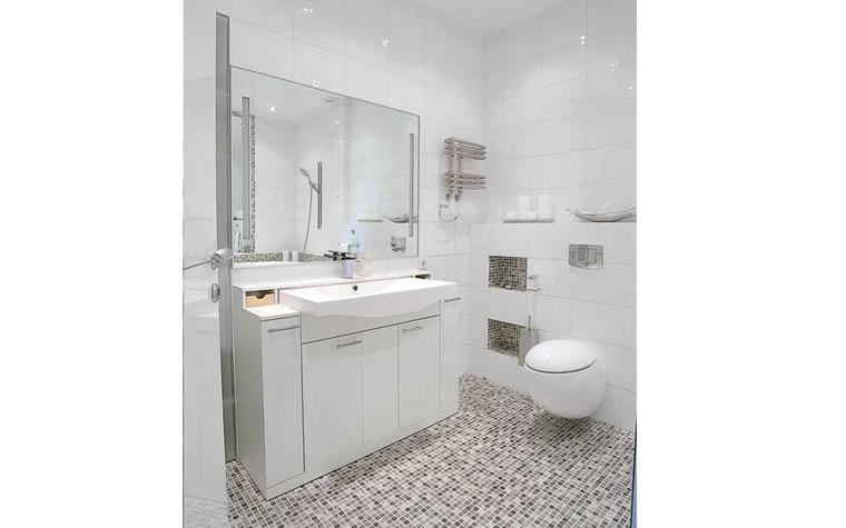 Фото мозаики, примеры дизайна ванных комнат