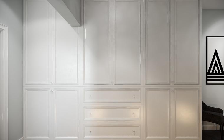 Квартира. прихожая из проекта Квартира в скандинавском стиле, фото №75032