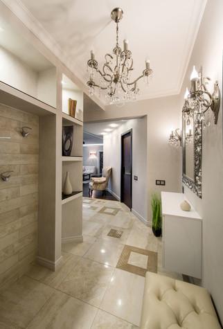 Квартира. прихожая из проекта Современность и немного истории, фото №75158