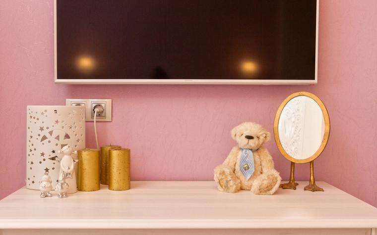 Квартира. детская из проекта Квартира в ЖК Приокский парк, фото №75355