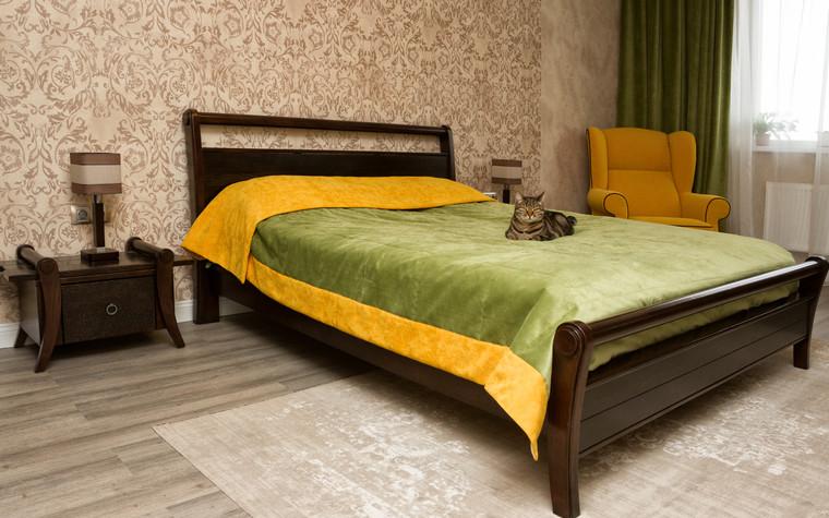 Квартира. спальня из проекта Квартира в ЖК Приокский парк, фото №75353
