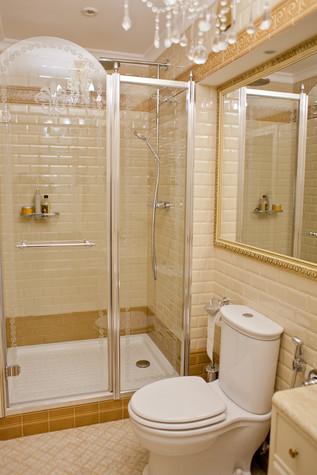 Квартира. ванная из проекта Квартира с видом на набережную, фото №75551