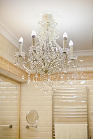 Квартира. ванная из проекта Квартира с видом на набережную, фото №75553