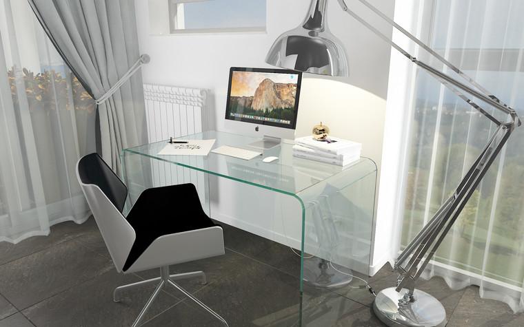Квартира. кабинет из проекта В лучах южного солнца., фото №75621