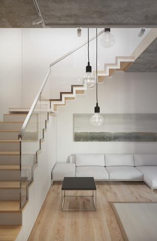 Квартира. холл из проекта Квартира в Уфе, фото №75763