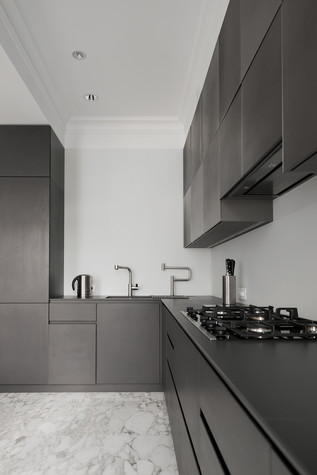 Квартира. кухня из проекта Квартира на Рочдельской, фото №75869
