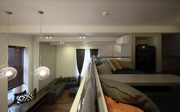 Квартира. комната отдыха из проекта Парк Мира, фото №75913