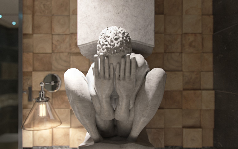ванная - фото № 76318