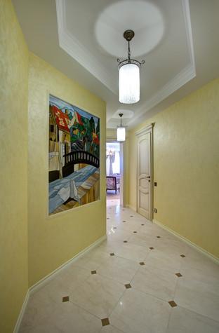 Квартира. коридор из проекта Квартира в Москве, фото №76558