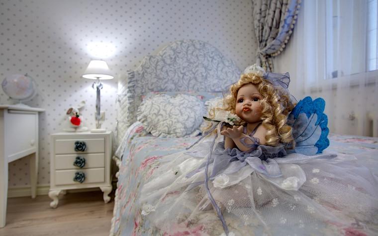 Квартира. детская из проекта Квартира в Москве, фото №76563
