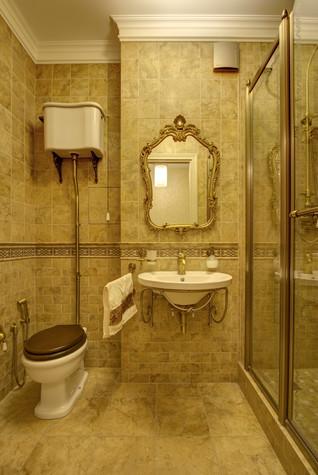 Квартира. санузел из проекта Квартира в Москве, фото №76562