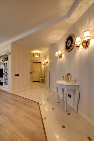 Квартира. прихожая из проекта Квартира в Москве, фото №76559