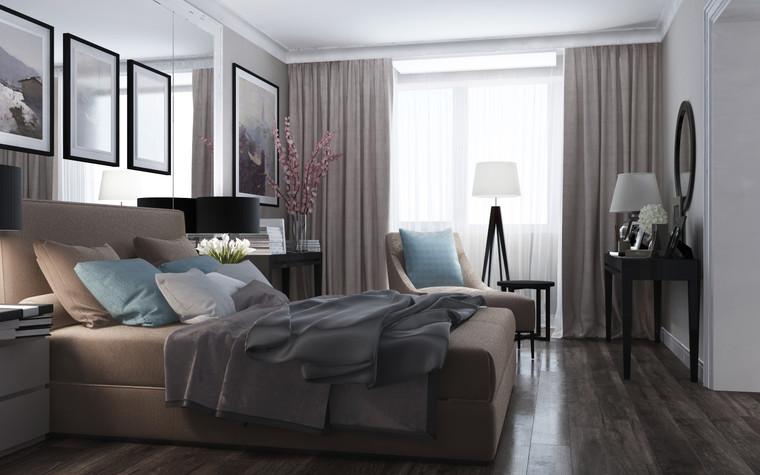Дизайнерские картины в интерьере квартиры и дома