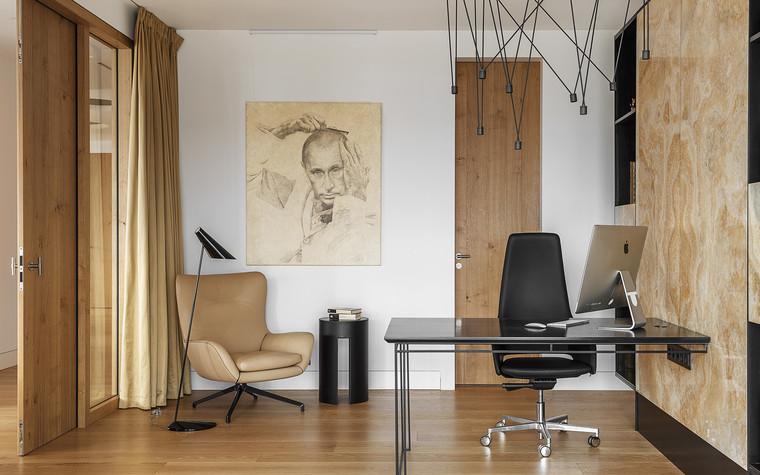 Квартира. кабинет из проекта Легенда в Легенде, фото №76812