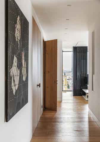 Квартира. коридор из проекта Легенда в Легенде, фото №76825