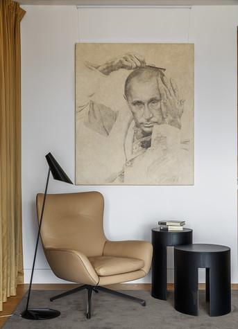 Квартира. кабинет из проекта Легенда в Легенде, фото №76814