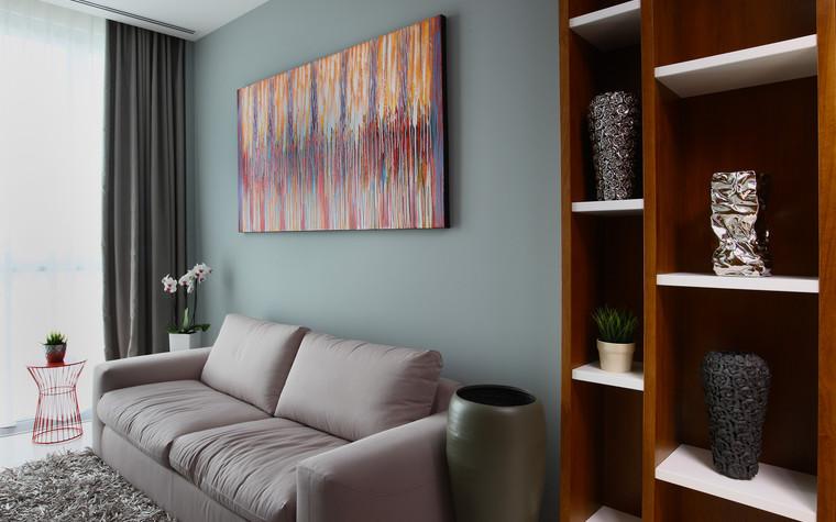 Квартира. кабинет из проекта Апартаменты в ЖК Легенда Цветного, фото №77243
