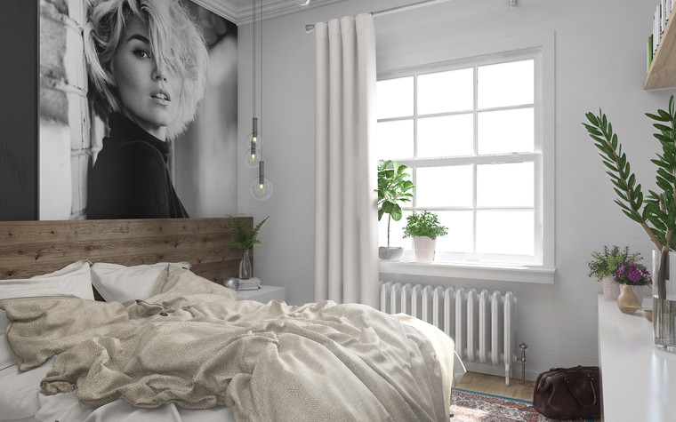 спальня - фото № 78174
