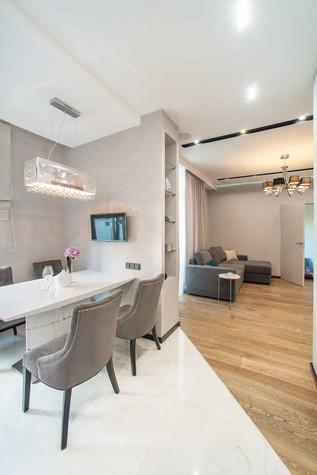 Квартира. кухня из проекта Функциональный минимализм, фото №78220