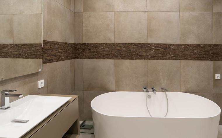 Квартира. ванная из проекта Green and Wood, фото №78812