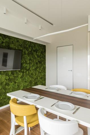 Квартира. кухня из проекта Green and Wood, фото №78803