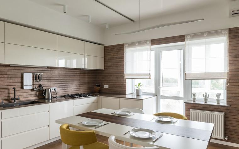 Квартира. кухня из проекта Green and Wood, фото №78805
