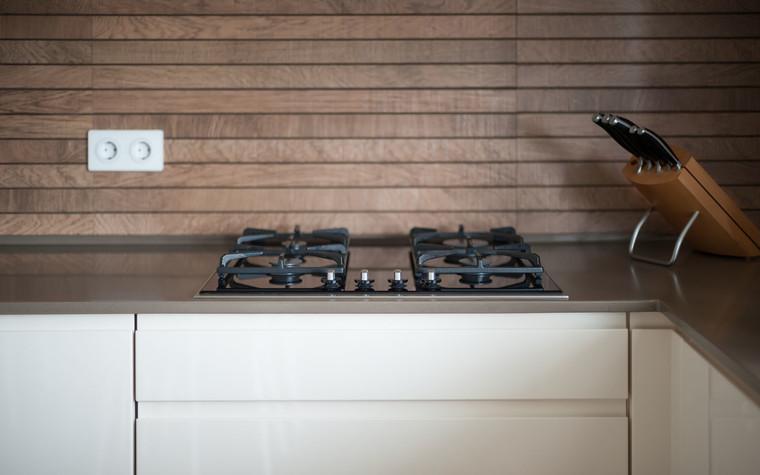 Квартира. кухня из проекта Green and Wood, фото №78806