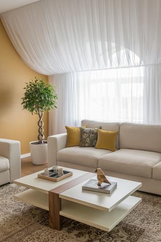 Квартира. гостиная из проекта Green and Wood, фото №78793