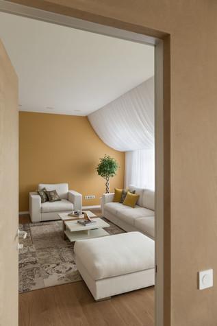 Квартира. гостиная из проекта Green and Wood, фото №78794