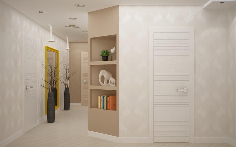 Квартира. прихожая из проекта Квартира для большой семьи, фото №79039