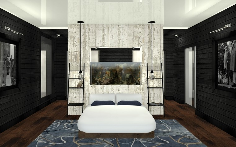 Квартира. спальня из проекта Perfectly imperfect.  Скандинавия с чертами минимализма., фото №79183