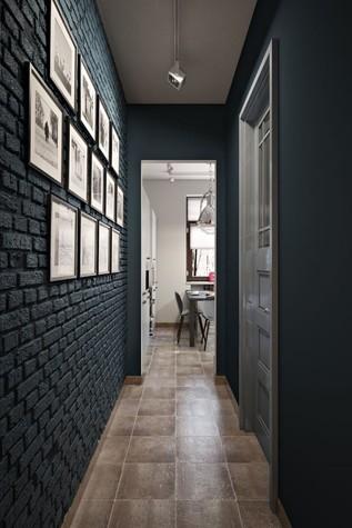 Квартира. коридор из проекта ИНДУСТРИЯ КОМФОРТА, фото №79388