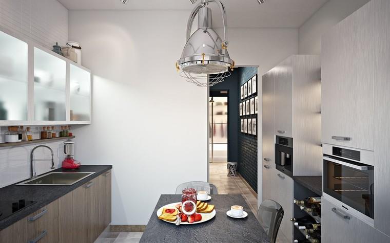 Квартира. кухня из проекта ИНДУСТРИЯ КОМФОРТА, фото №79391