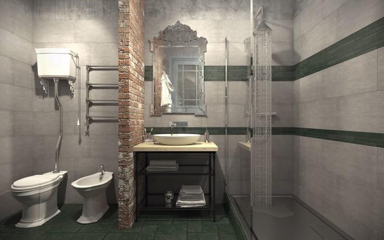 Квартира. ванная из проекта ИНДУСТРИЯ КОМФОРТА, фото №79394