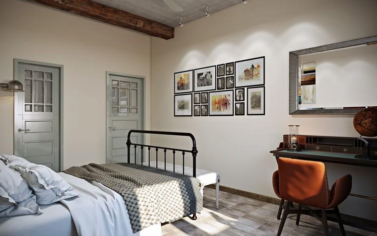 Квартира. спальня из проекта ИНДУСТРИЯ КОМФОРТА, фото №79398