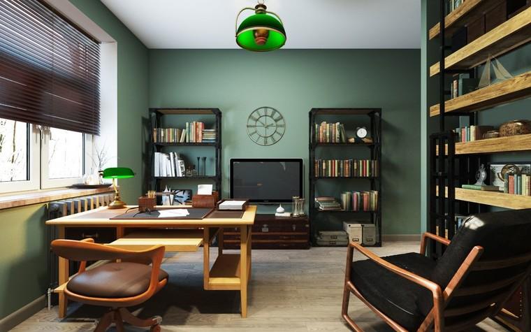 Квартира. кабинет из проекта ИНДУСТРИЯ КОМФОРТА, фото №79401