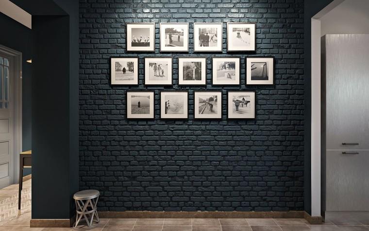 Квартира. коридор из проекта ИНДУСТРИЯ КОМФОРТА, фото №79387