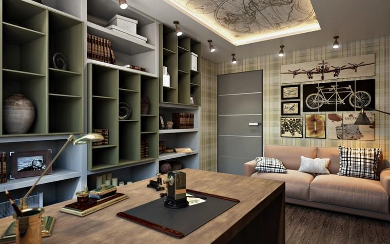 Квартира. кабинет из проекта КРАСКИ ЖИЗНИ, фото №79452