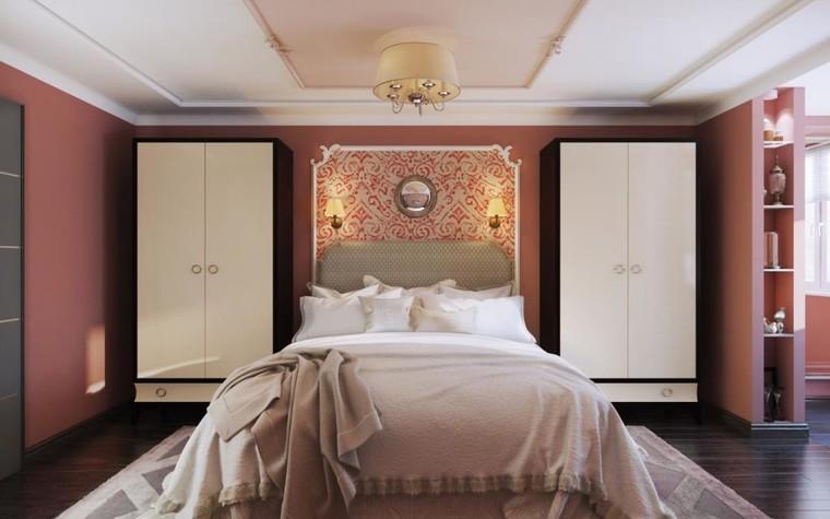 Квартира. спальня из проекта КРАСКИ ЖИЗНИ, фото №79453