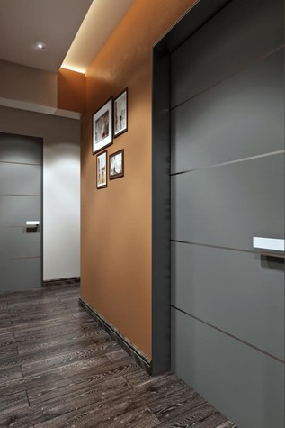 Квартира. коридор из проекта КРАСКИ ЖИЗНИ, фото №79448
