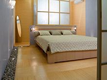 Квартира «», спальня . Фото № 267, автор Мирабель