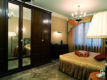 Квартира «», спальня . Фото № 281, автор Мирабель