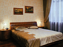 Квартира «», спальня . Фото № 401, автор B&L