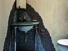 Квартира «», санузел . Фото № 402, автор B&L