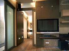 Квартира «», гостиная . Фото № 805, автор Треугольник