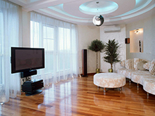 Квартира «», гостиная . Фото № 1497, автор Зорина Елена
